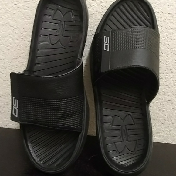 stephen curry slippers Shop Clothing
